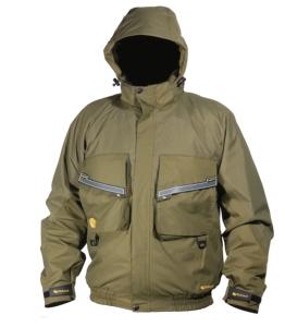 Wychwood Mid Length Jacket