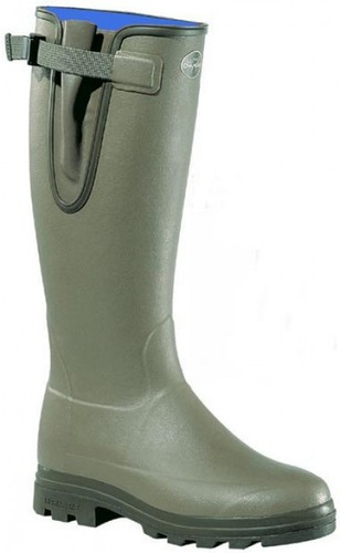 Le Chameau Mens Vierzonord Neoprene Lined Boots