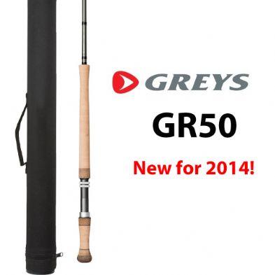Greys GR50 14' Rod  #9/10