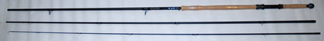 "Bruce and Walker Powerlite 12'4"" Rod   #8/9"