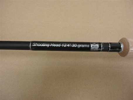 Bruce and Walker 14' Shooting Head Rod