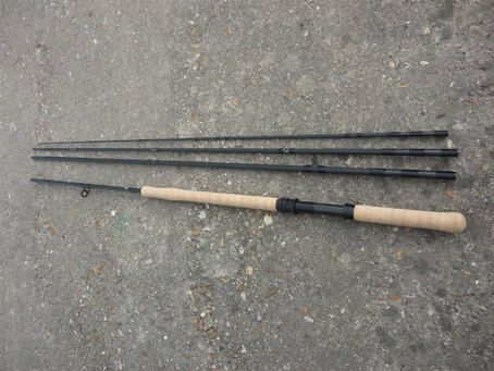 Bruce and Walker Norway 16' Travel Rod #11/12