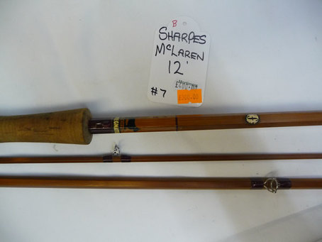 Sharpes McLaren rod 12` #7