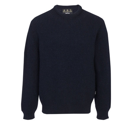Barbour Tyne Sweater Navy