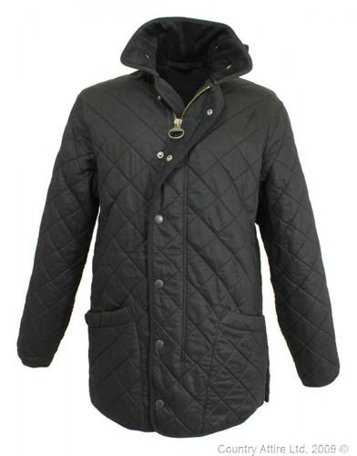 Barbour Men's Polarquilt Long Jacket
