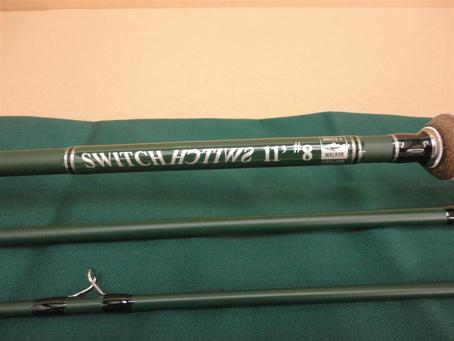 "Bruce and Walker 11`3"" Switch Rod"