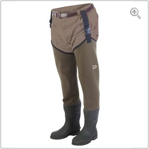 Neoprene Bootfoot Thigh Wader