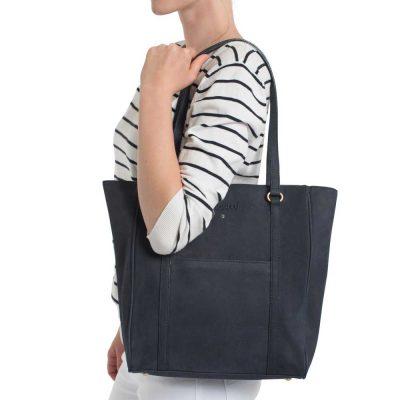 Dubarry Arcadia Handbag Navy