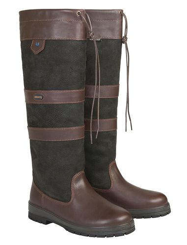 Dubarry Galway Unisex Boot Black/Brown