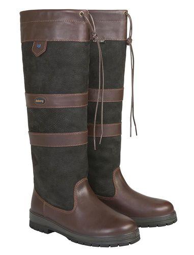 Dubarry Unisex Boot Galway Black/Brown
