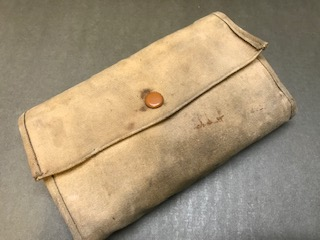 Hardy Canvas Fly Wallet