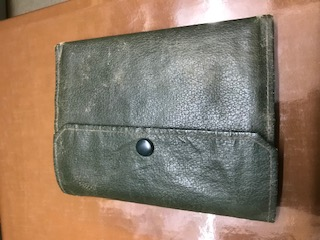 Hardy Fly Leader Wallet