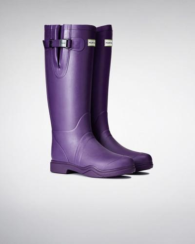 Hunter Boot Balmoral Equestrian Adjustable Neoprene Boot - Women's