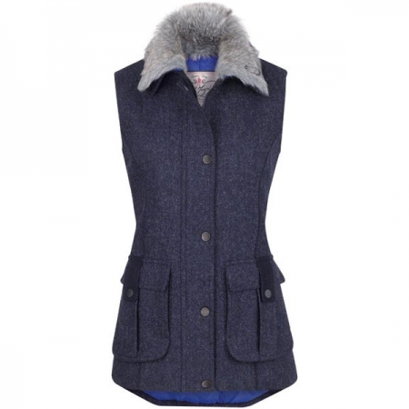 Women's Jack Murphy Jilly Tweed Gilet