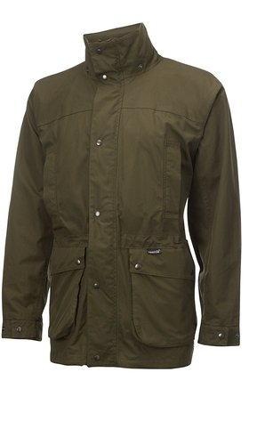 Keela Falkland Country Jacket Weatherproof 100% Cotton Olive