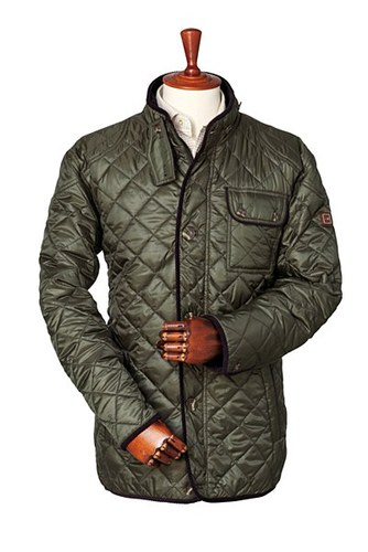 Laksen Beauford Quilted Jacket