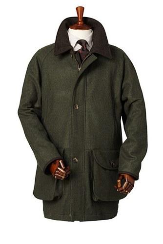 Laksen Kufstein Loden Coat