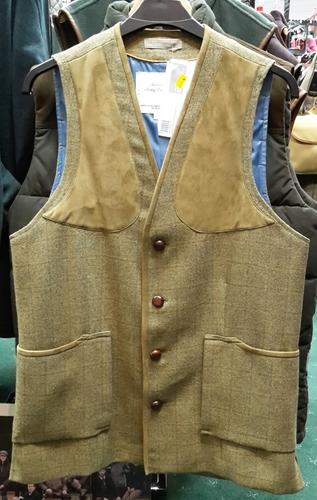 Laksen Moorland Shooting Vest Waistcoat Ltd. Edition 34/100