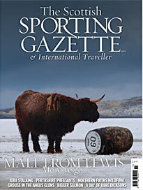 The Scottish SPORTING GAZETTE No. 31 (2012)