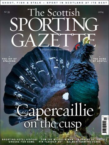 The Scottish SPORTING GAZETTE No. 33 (2014)