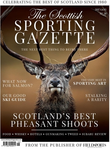 The Scottish SPORTING GAZETTE No. 38 (2017)