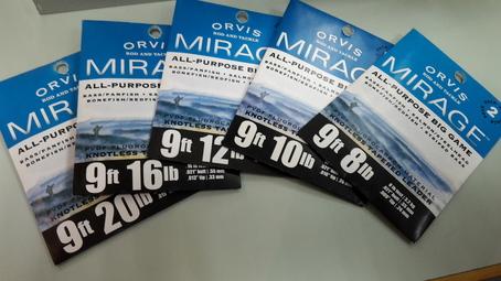 Orvis Mirage Big Game Leader - 2 Pack