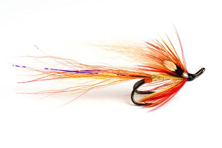 Partridge Salmon Double Hooks CS16