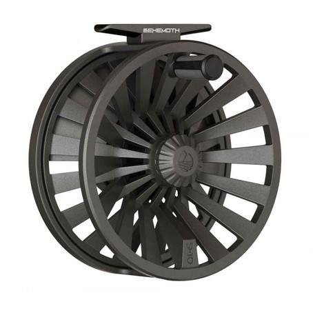 Redington Behemoth Fly Reel Gunmetal