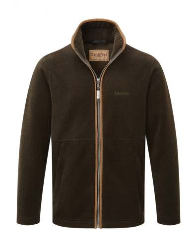 Schoffel Gents Cottesmore II Fleece Dark Olive