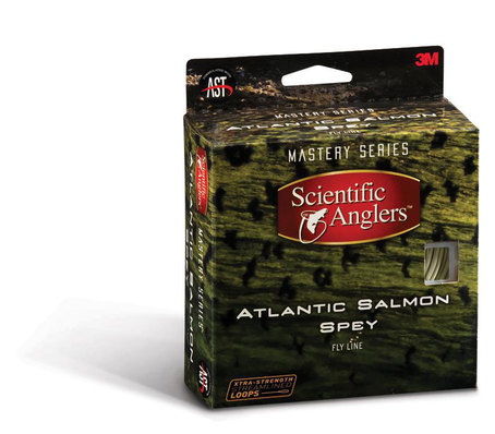 Scientific Anglers Mastery Atlantic Salmon Spey Fly Line