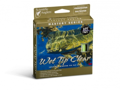 Scientific Anglers Wet Tip Clear Fly Line