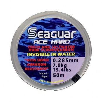 SEAGUAR Ace Fluorocarbon Tippet Line