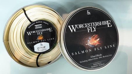 Shakespeare Wostershire Salmon Fly Fishing Line DT10F or DT11F