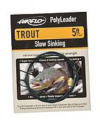 Airflo Trout Poly Leaders 5 ft