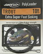 Airflo Trout Poly Leaders 10 ft