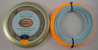 Carron Jetstream Spey Line Float 75' head