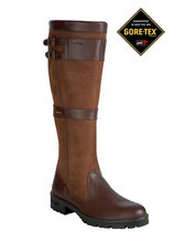 Dubarry Longford Ladies Boot Walnut