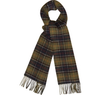 Barbour Double Faced Lambswool Scarf