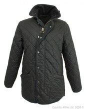 Barbour Men's Polarquilt Long Jacket