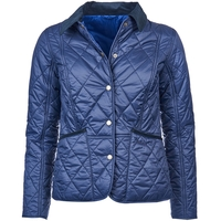 Women's Barbour Clover Liddesdale Quilted Jacket