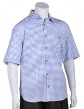 Bonart Country Clothing Short Sleeve Country Check Shirt - Chesham