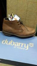 Dubarry Armagh Ankle Leather Boots Gore-tex