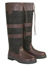 Dubarry Unisex Boot Galway Black/Brown