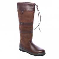 Dubarry Galway Extrafit™ Unisex Country Boots - Walnut