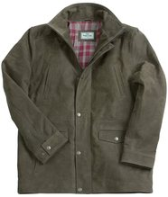 Hoggs of Fife Dunkeld Leather Field Jacket