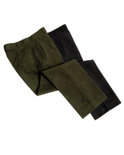 Hoggs of Fife Ladies Moleskin Trousers (New Improved Fit) Olive