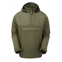 Keela Belay over the Head Primaloft Smock Olive