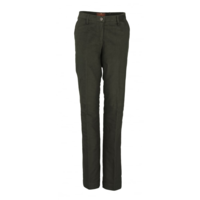 Laksen Lady Broadland Moleskin Shooting Trousers Loden