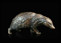 Richard Cooper Bronzes Badger 622