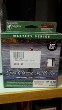 Scientific Anglers Mastery Spey Classic Multi-Tip Line WF10